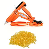 Hot Melt Adhesive and Applicators