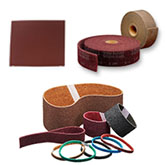 Abrasive Sheets and Belts