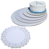 Cake Pads and Doilies