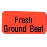 Ground Meat Labels