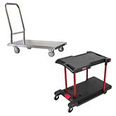 Platform Trucks and Utility Carts
