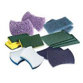 Cleaning Cloths, Sponges and Scrubbers