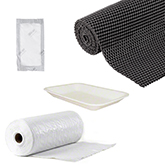 Trays and Absorbent Pads