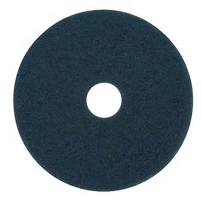 3M™ Blue Cleaner Pad 5300, 15 in, 5 pads