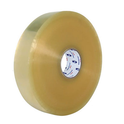 Intertape® 7100 Medium Grade Hot Melt Case Sealing Tape - Clear, 48mm x 1371m, 1.9 mil, 6/Case