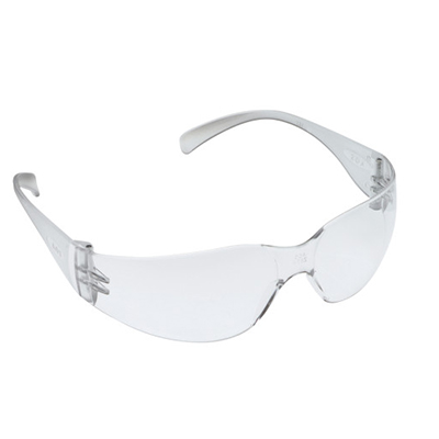 3M™ Virtua™ Protective Eyewear with Clear Temple, Single-Use, 100 pairs