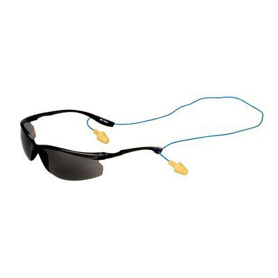 3M™ Virtua™ Sport CCS Protective Eyewear, Corded Control System, Gray Hard Coat Lens, 20 pairs