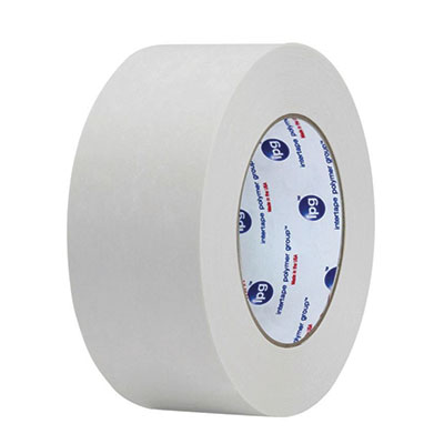 Intertape® 546 Specialty Identification Flatback Tape, White, 72 mm x 55 m, 7.3 mil
