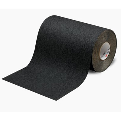 3M™ Safety-Walk™ Slip-Resistant Medium Resilient Tapes and Treads 310, Black, 36 in x 60 ft, 1 Roll