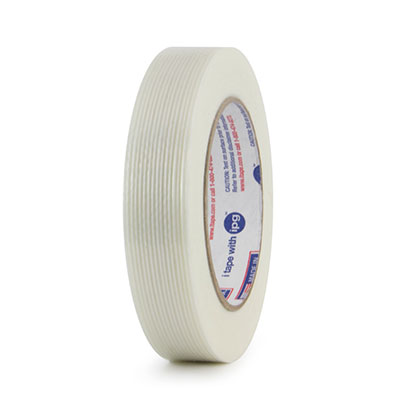 Intertape® RG316 Premium Hot Melt Filament Tape - 72 mm x 54.8 m, 6.2 mil, 36/Case