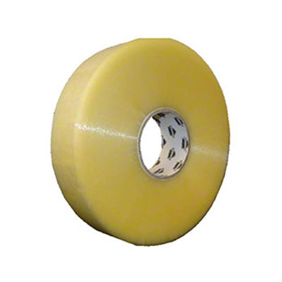 Shield Tape™ Hot Melt Case Sealing Tape - Clear, 72mm x 914m, 1.9 mil, 4/Case
