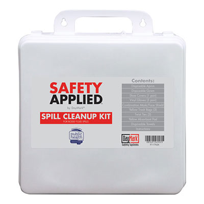 SafetyApplied™ Spill Cleanup Kit
