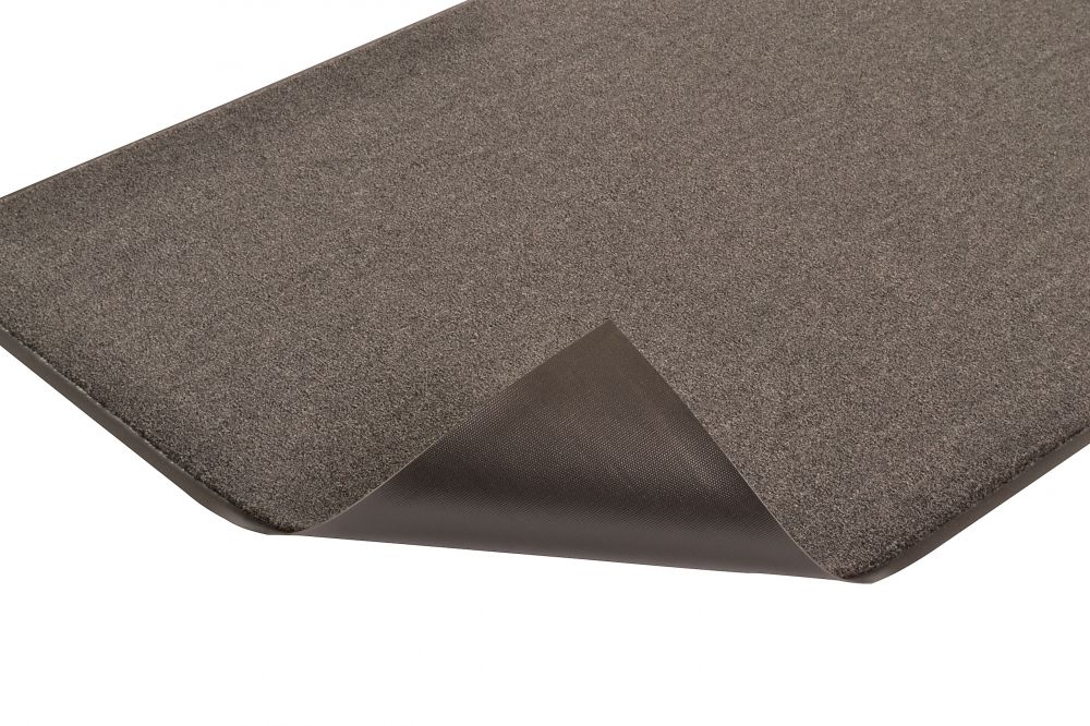 Dante™ Entrance Mat - Brown, 4' x 10', 3/8""