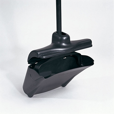Lobby Pro® Upright Dust Pan with Cover