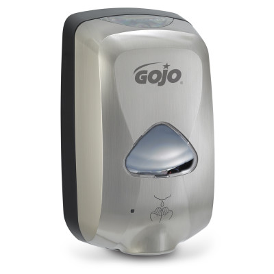 GOJO® TFX™ Touch-Free Foam Soap Dispenser - Nickel