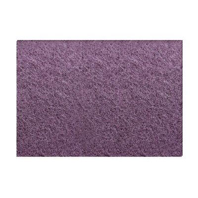 Scotch-Brite™ Purple Diamond Floor Pad Plus - 20in x 14in