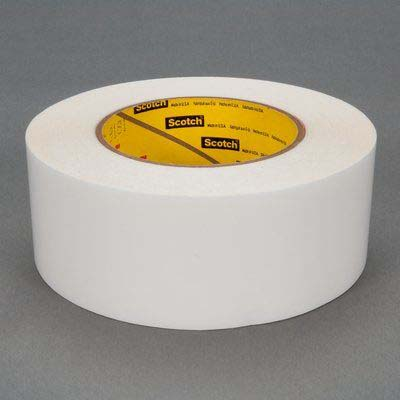 3M™ Squeak Reduction Tape 5430, Transparent, 5-1/4 in x 36 yd, 7.0 mil, 2 rolls