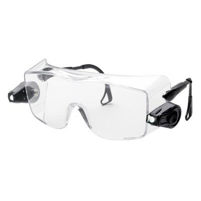 3M™ Light Vision™ Protective Eyewear, Clear Anti-Fog Lens, 10 pairs