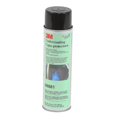 3M™ Undercoating - 16 oz Net Wt, 6/Case