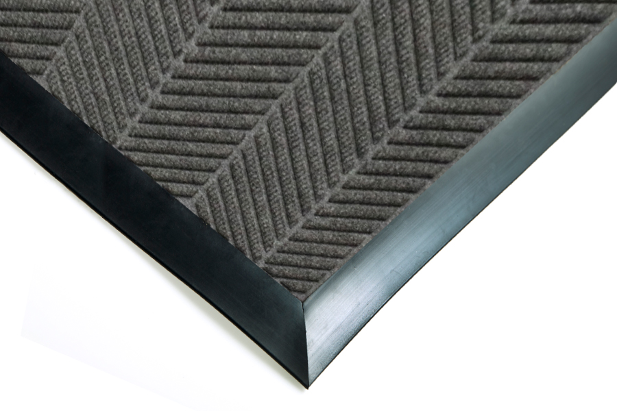WaterHog Eco Elite Roll Goods Mats - Black Smoke, 10' x 12'