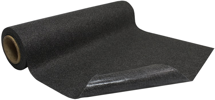 Sure Stride Matting - Black, 3' x 100'