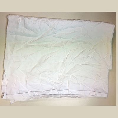 White Reclaimed Sheeting - 25lb Box