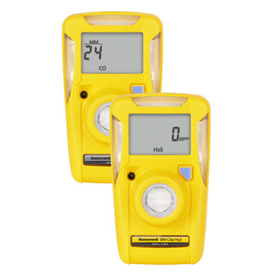 Honeywell® BW Clip™ Portable Hydrogen Sulfide Monitor