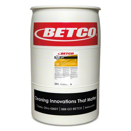 Betco® pH7 All Purpose Cleaner - 55 Gallon Drum