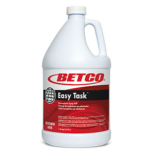 Betco Easy Task Floor Care - 1 Gallon, 4/Case