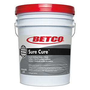 Sure Cure Wb Urethane 5 Gal