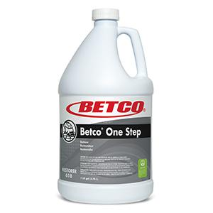 Betco One Step Floor Clnr Gl 4