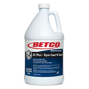 Betco Ez Plus™ Gym Coat N Seal - 1 Gallon