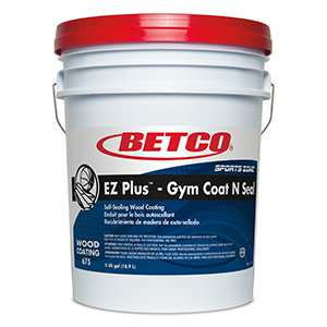 Betco Ez Plus™ Gym Coat N Seal - 5 Gallon Pail