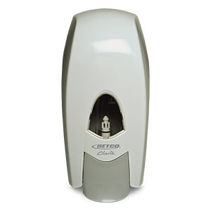 Clario Wht Foaming Dispenser12