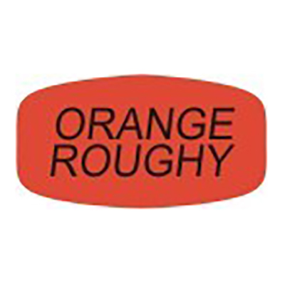 Orange Roughy Rdg Label .625