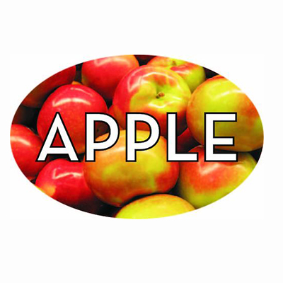 Apple Label  13501     500