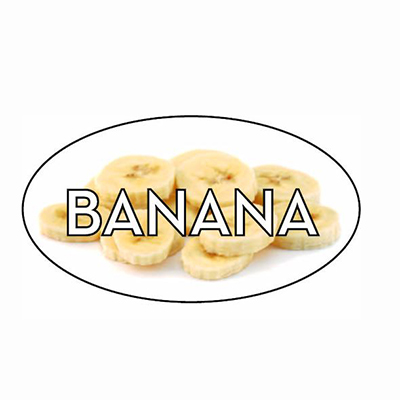 Banana  Label  13503
