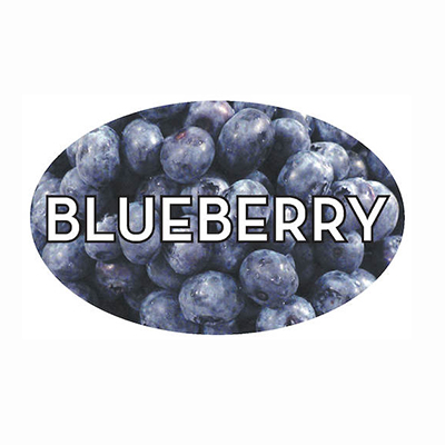 13505 Blueberry Label    500