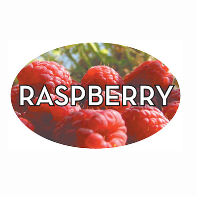 Raspberry Label  13526     500