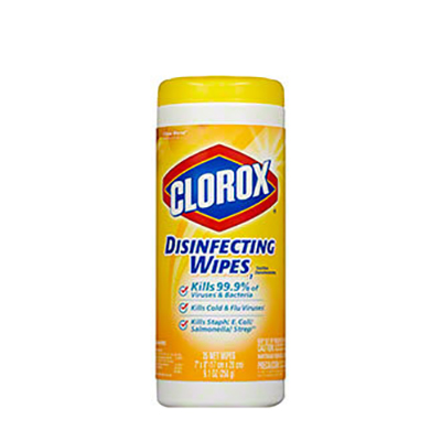 Clorox® Disinfecting Wipes - 35 ct., Lemon Fresh