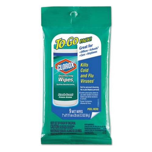 Clorox Wipes To Go 24/9