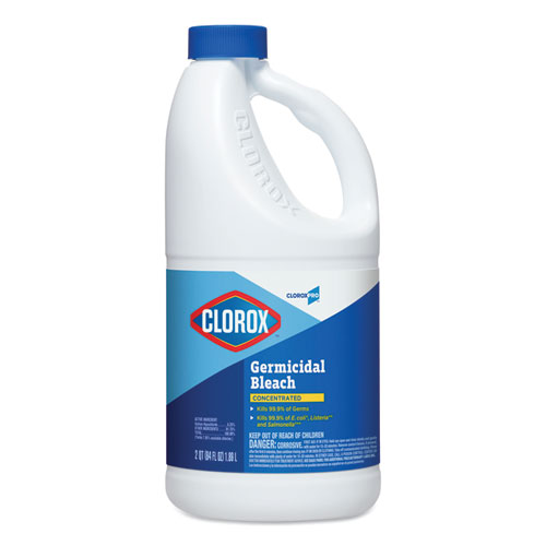 Clorox Liquid Bleach 64oz/8