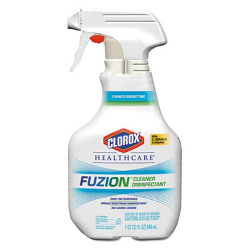 Clorox Healthcare® Fuzion™ Cleaner Disinfectant - 32fl oz