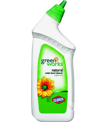 Green Works® Toilet Bowl Cleaner - 24oz