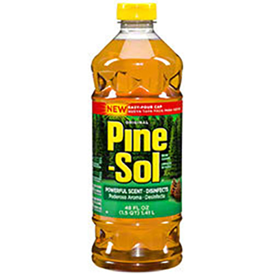 Pine Sol Cleaner Orig   40oz 8