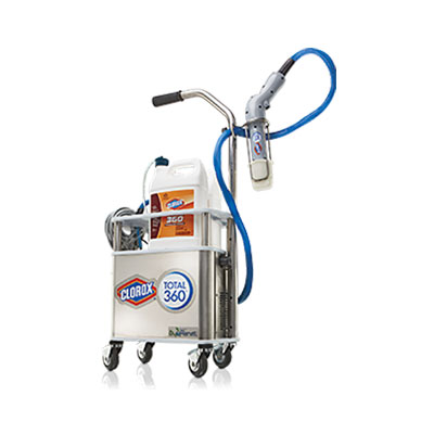Clorox® Total 360 Electrostatic Sprayer System