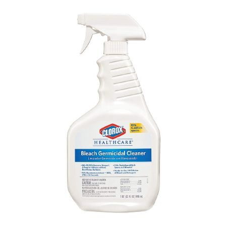 Clorox Healthcare Bleach Germicidal Cleaner - 32 oz.