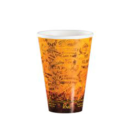 Fusion® Stock Printed Graphically-Enhanced Insulated Cup - 16oz, Escape®