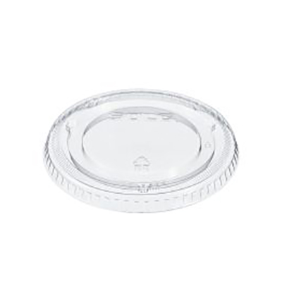 Dart® Non-Vented Lid - 3.6in, Clear
