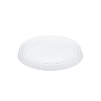 Dart® Non-Vented Lid - 2.9in, Clear